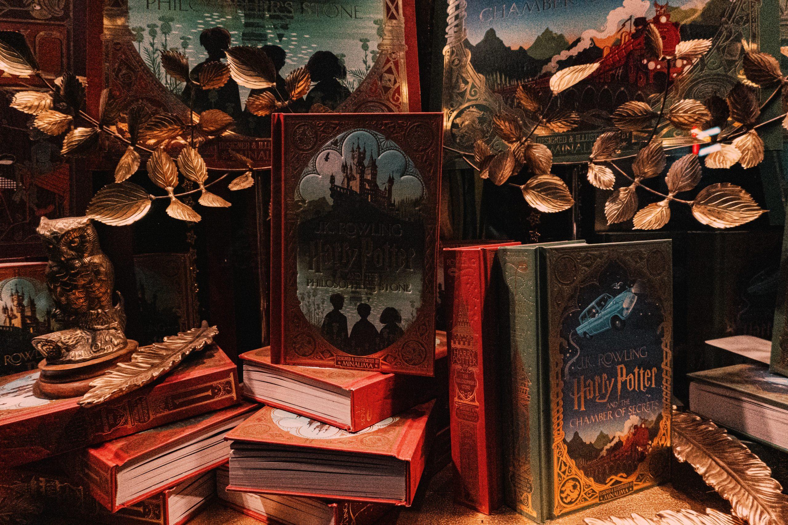 Harry Potter & Journalism